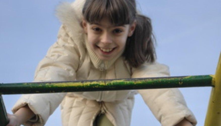 Los juegos apropiados pueden ayudar a los niños que tienen discapacidades.
