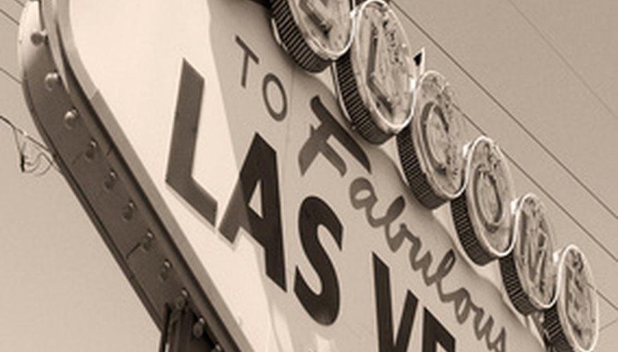 Experimenta Las Vegas.