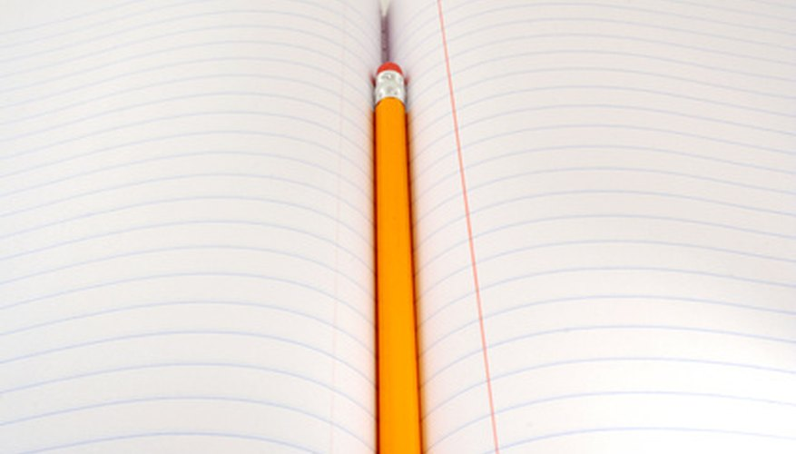 Escribir un ensayo personal suele ser requisito para ingresar a una universidad.