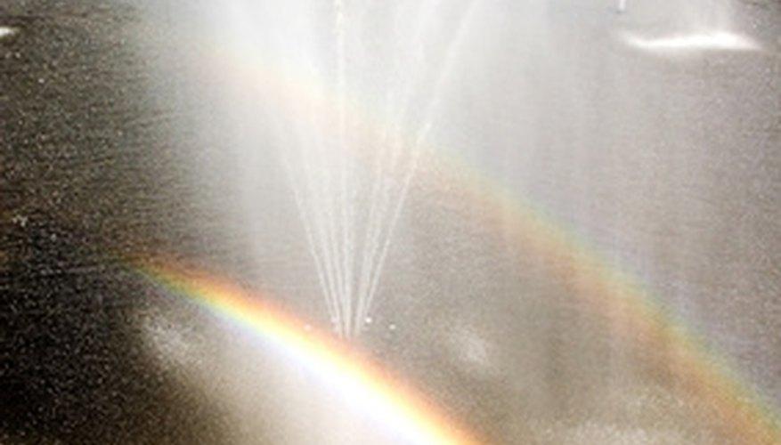 Definición de la difracción de la luz.