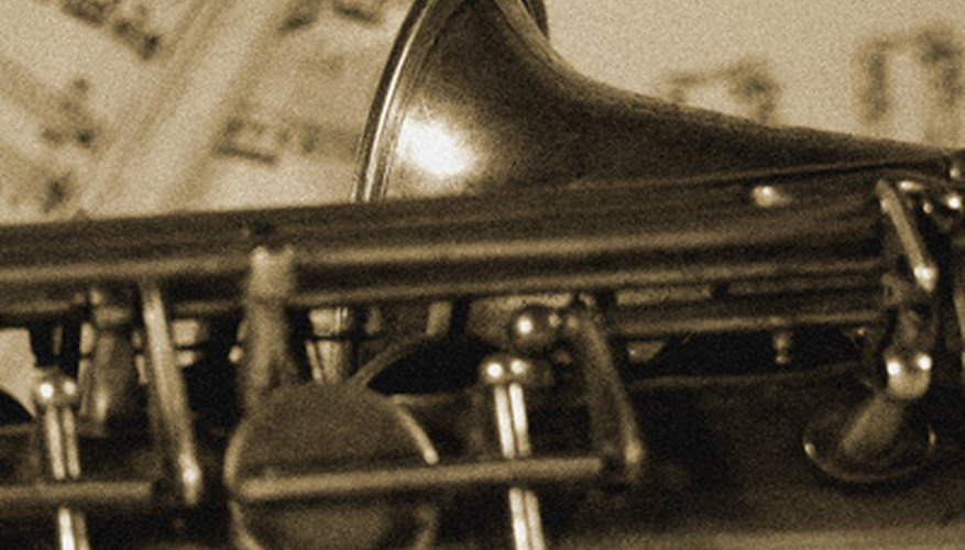 How to Figure Out How Old a Selmer Bundy II Alto Saxophone