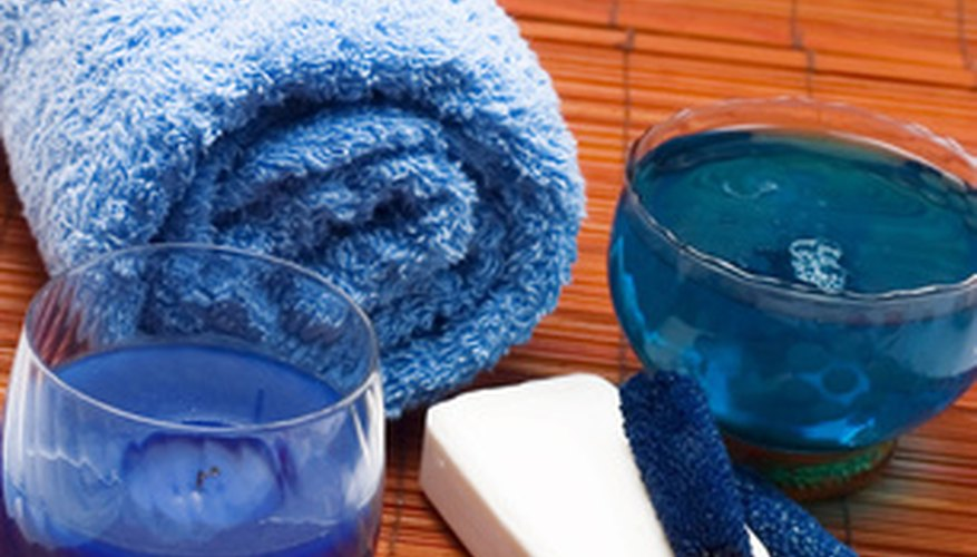 You may need to purchase towels and soaps for your spa business.
