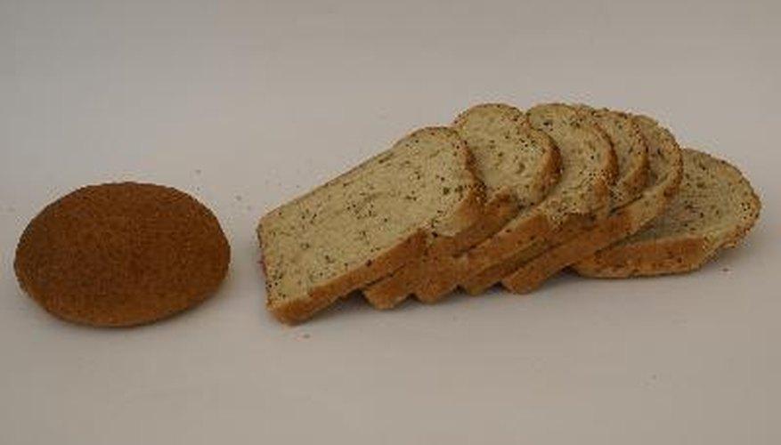 El uretano se encuentra en el pan.