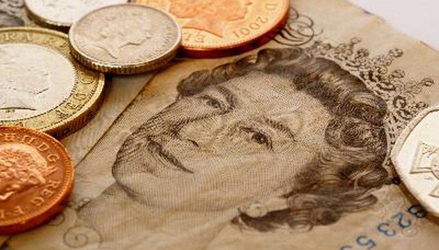 El pennyweight era el peso real de un centavo de plata británico de la época medieval.