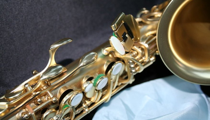The saxophone is used in both jazz and classical music.
