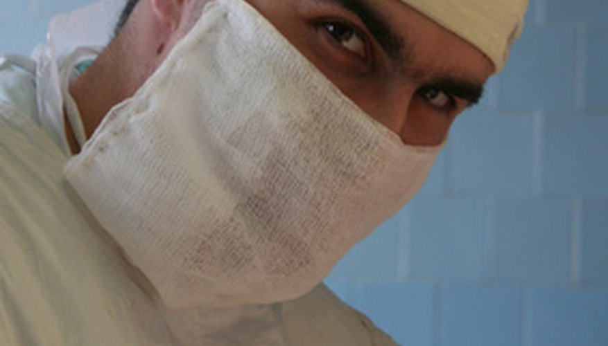 Surgeons often work more than 50 hours a week.