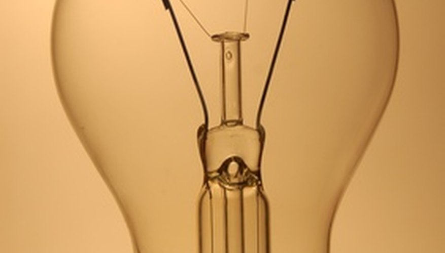 When the light bulb of your ingenuity shines, you may want to patent your idea.