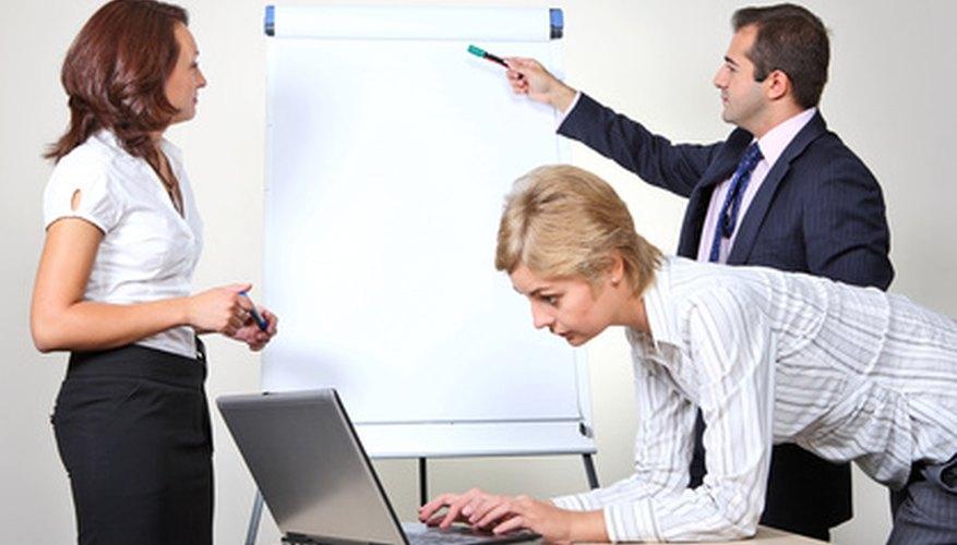 Control de calidad significa empleados competentes trabajando por el mismo objetivo.