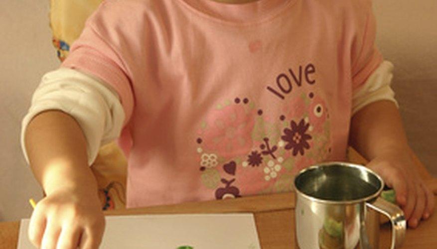 Las actividades de arte pueden hacer el aprendizaje divertido.
