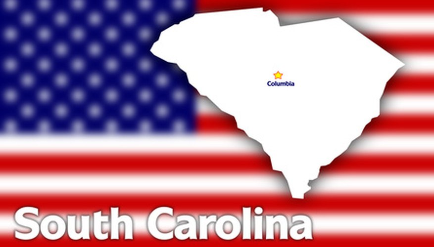 Start your own business in South Carolina by officially registering its name.