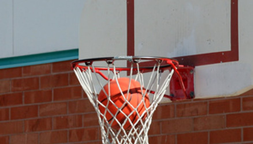 Basketball fans can enjoy relay games such as shooting baskets.