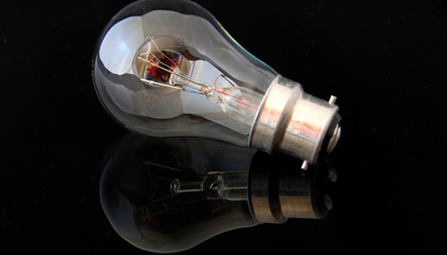 Incandescents waste more watts in heat than fluorescents.