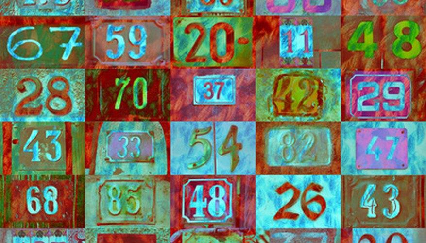 Puede ser difícil hallar el patrón de una secuencia de números.
