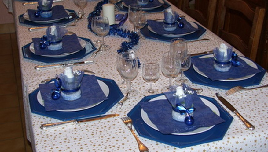 A rehearsal dinner can take place at a fancy restaurant, at home, or in the backyard.