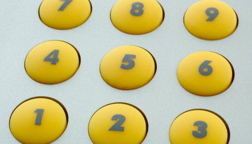 La aritmética es mucho más fácil si aprendes las tablas de multiplicar.