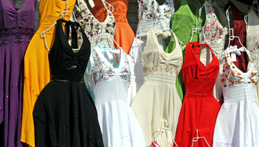 Buying wholesale clothing can enable your business to remain profitable.