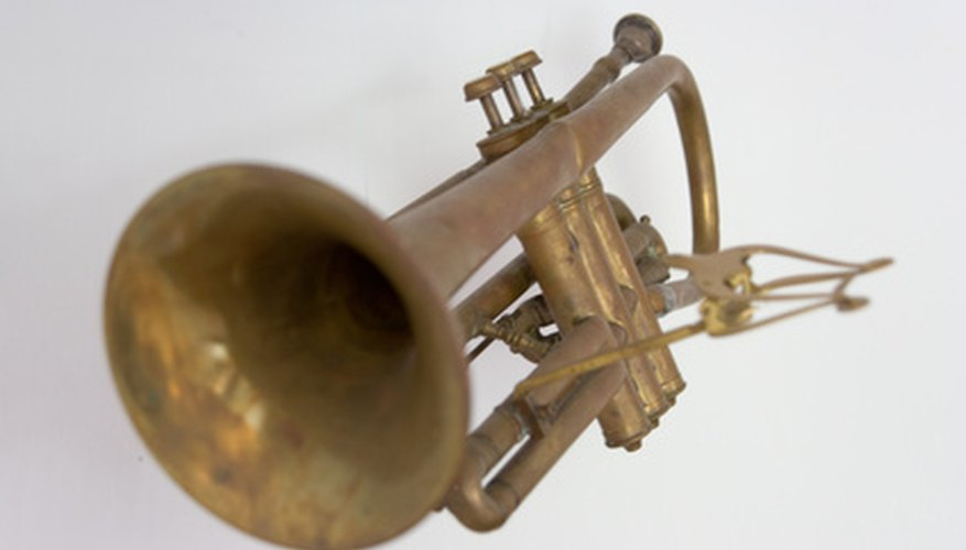 Brass instruments posess different characteristics that help define their tone quality.