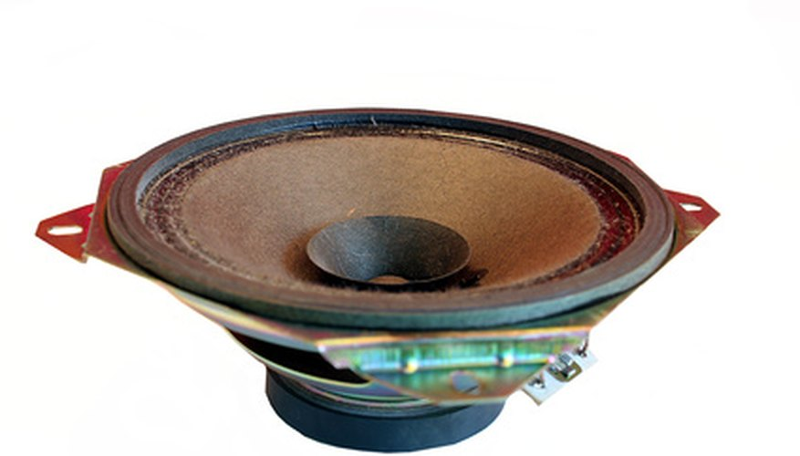 Speakers must be matched to amplifiers to avoid failures and overheating.