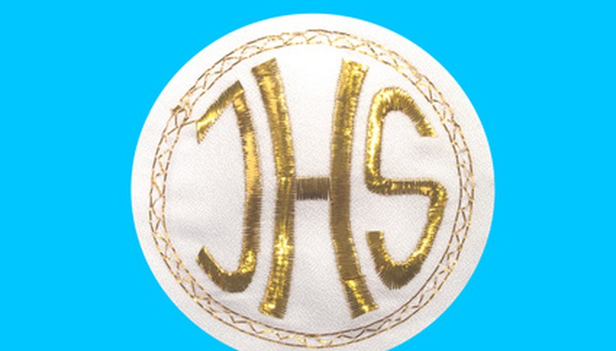 Use digitizing software to create custom designs and monograms for your embroidery machine.