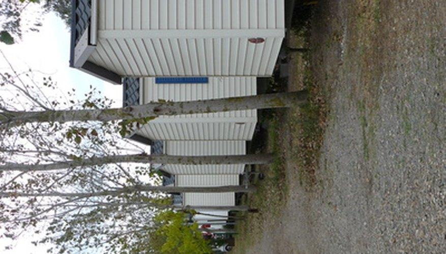 Las casas móviles, modulares y prefabricadas vienen en muchos tamaños.