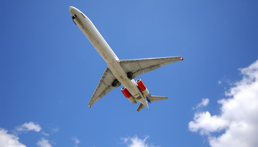 Airlines are affected by global as well as domestic policies.