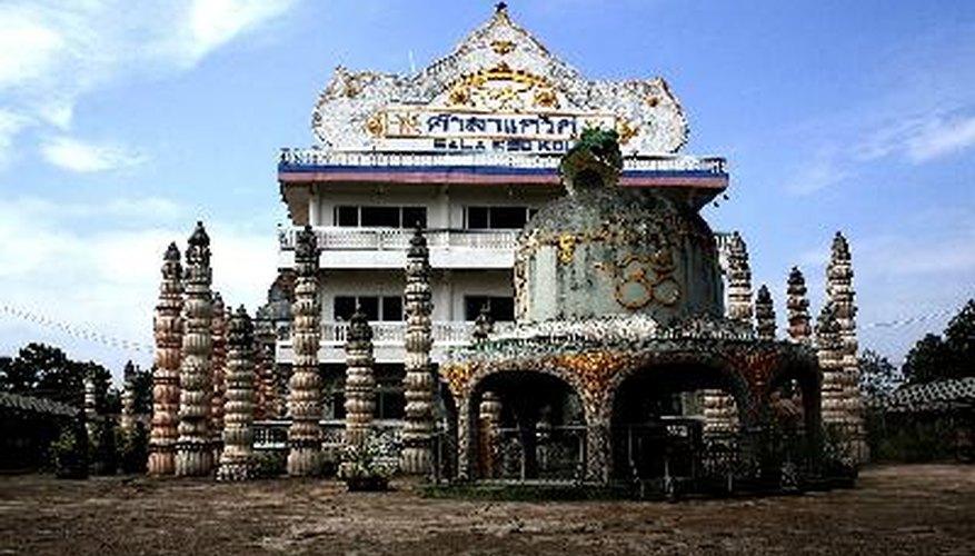 Cuando las potencias coloniales europeas conquistaron las naciones del sudeste de Asia en los siglos 19 y 20, sólo Tailandia quedó sin colonizar.