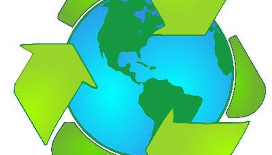 El plástico es un material no biodegradable pero que se puede utilizar nuevamente si se lo recicla.