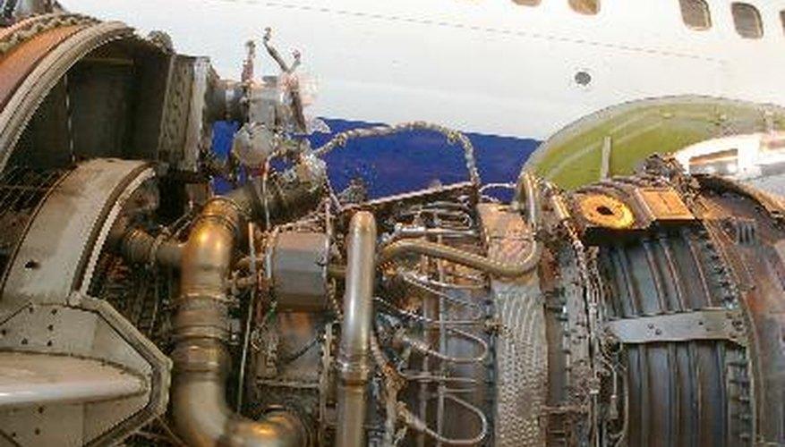Motores horizontalmente opuestos.