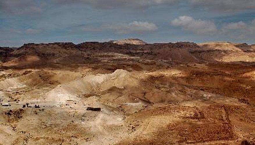 El clima ejerce una influencia importante en la formación del suelo y en su composición.