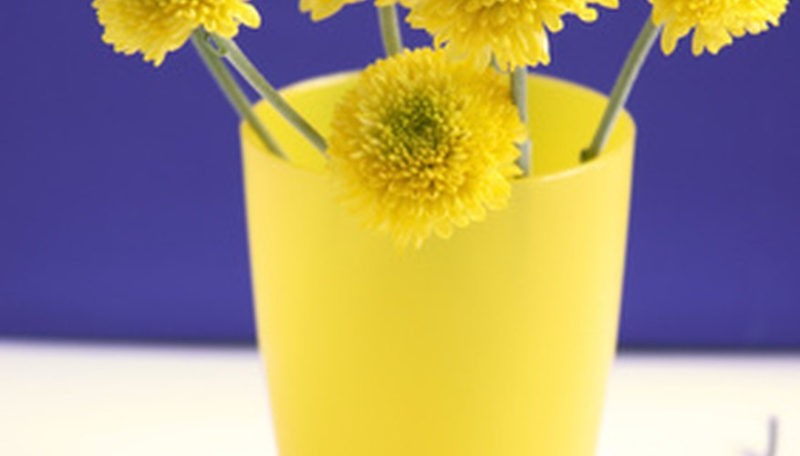 A couple of aspirin can help keep flowers fresh.