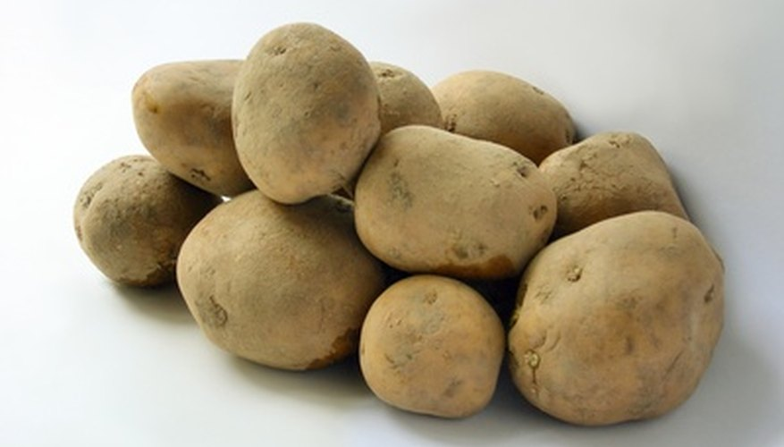 Potatoes require proper storage to prevent sprouting.