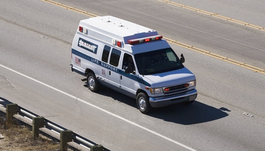 Emergency vehicles can be purchased with grants from the Department of Homeland Security.
