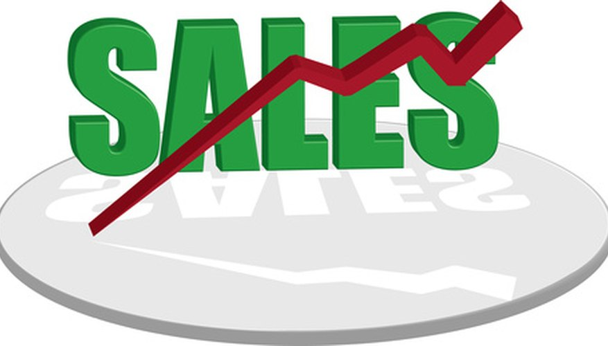 Sales forecasting is directly tied to a company's marketing plan.