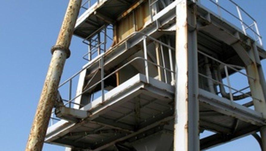Las calderas industriales se calientan por una variedad de combustibles.