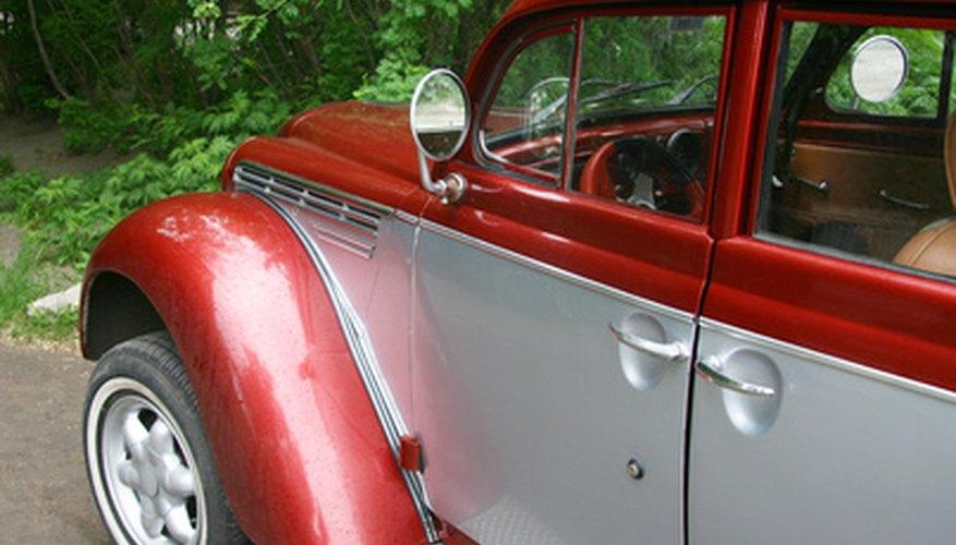 Pintar tu vehículo es posible con los materiales apropiados.