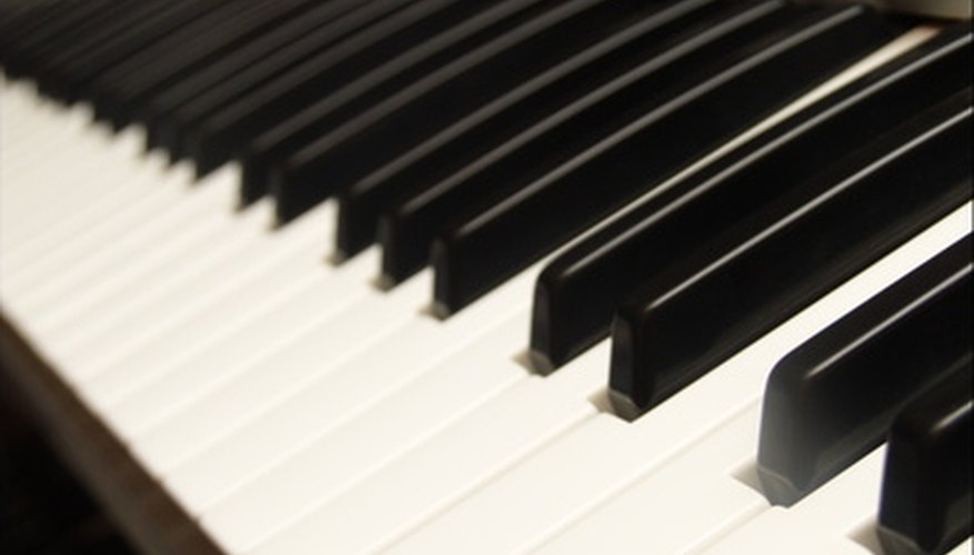The finish of your piano can affect its sound as well as appearance.