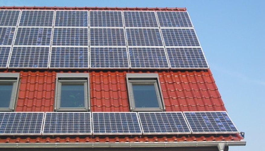 Solar distribution can be more effective in areas where the government offers tax breaks.
