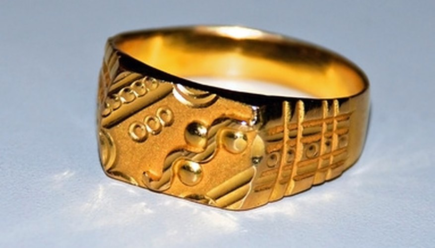 Ten Karat Gold Jewelry Contains Other Metals