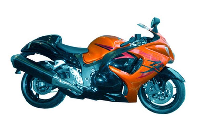 Apariencia de la moto.