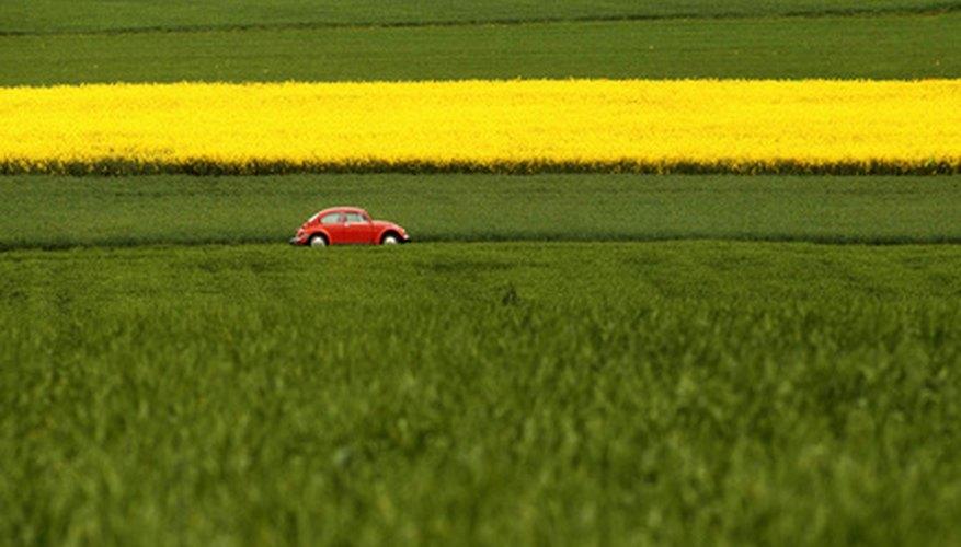 El automóvil Cabriolet es un modelo descapotable de Volkswagen.