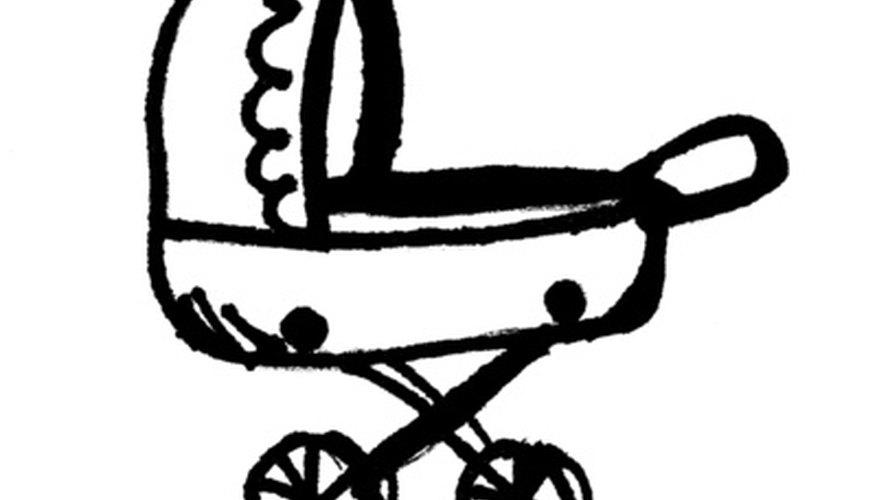 Restauración de cochecito de bebé