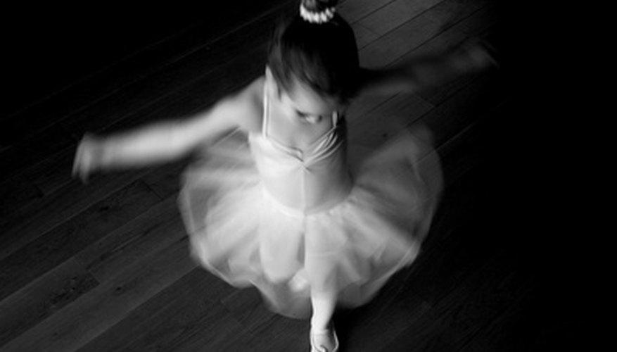 Los leotardos personalizados pueden ayudar a tu pequeña bailarina o gimnasta a destacan.