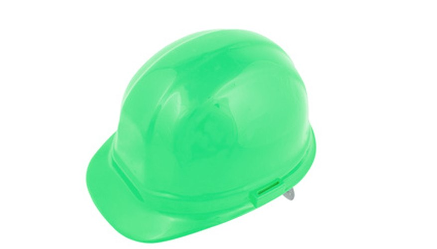 A hard hat works in many costumes.