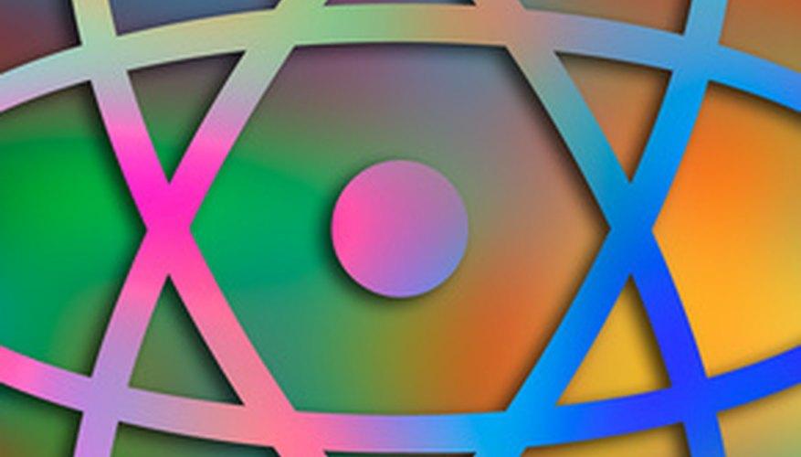 El núcleo de un átomo tiene carga positiva.