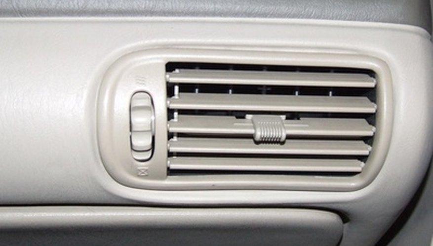 car heater vent