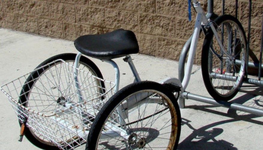 Aprende a construir un triciclo para adulto.