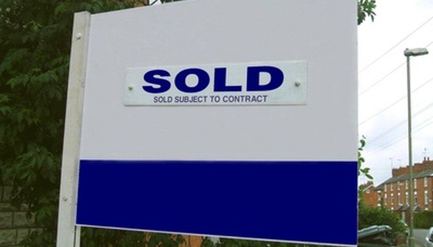 Una vez que la casa se vende en subasta pública, el propietario debe desocupar la propiedad.