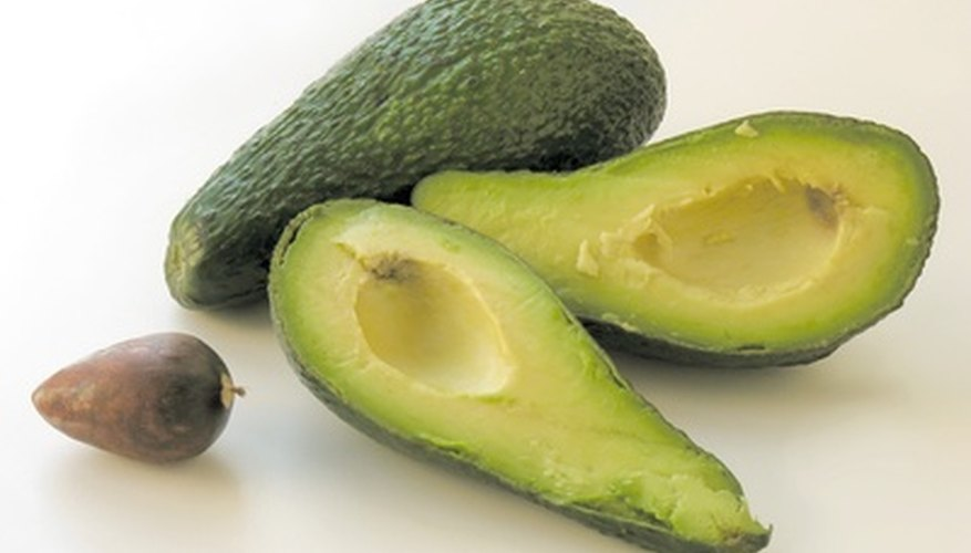 Avocados are grown outdoors mainly in just three areas of the U.S.