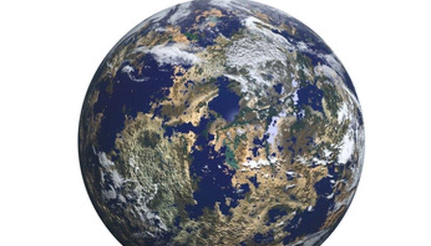 La Tierra.