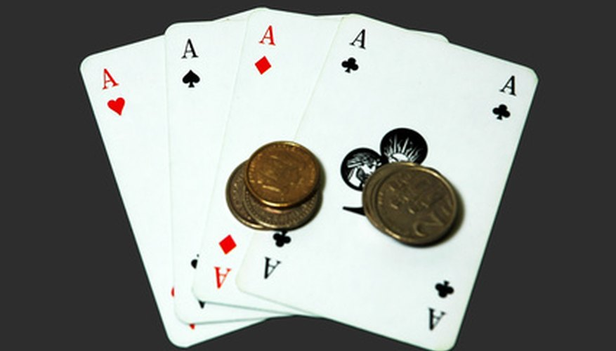Pinochle is a four-player card game similar to Euchre.